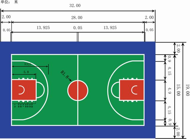 篮球场钢结构安装验收流程图